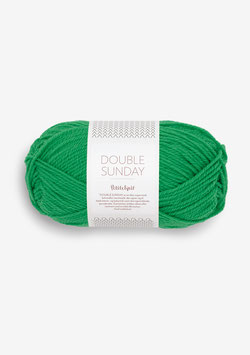 Double Sunday Statement Green 8236