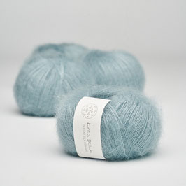 Deluxe Silk Mohair No. 25 Stormy Sky