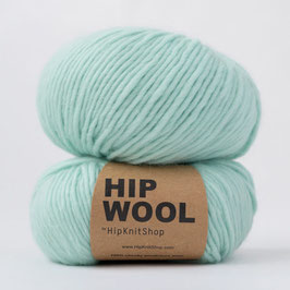 Hip Wool Sea Green