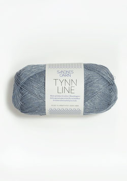 Tynn Line Eisblau