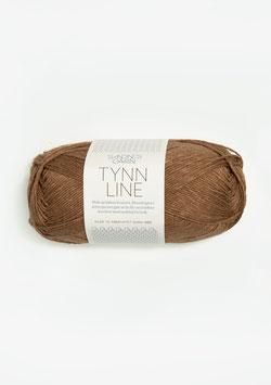 Tynn Line Gyllen Brun 2553