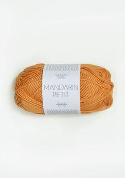 Mandarin Petit warmes Gelb 2524