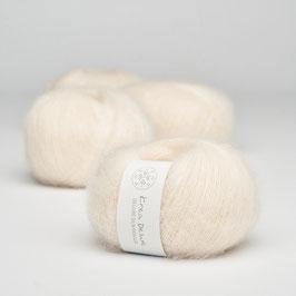 Deluxe Silk Mohair No. 2 Creme
