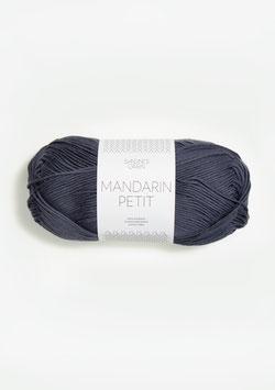 Mandarin Petit dkl. Graublau 6061