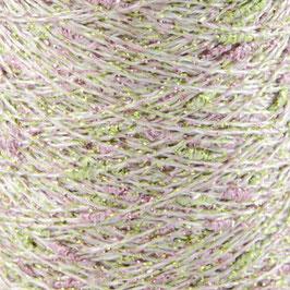 Stardust Lurexgarn, green-rosé-gold 04