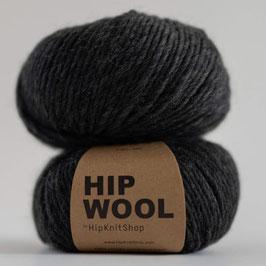 Hip Wool Groovy Dark Grey