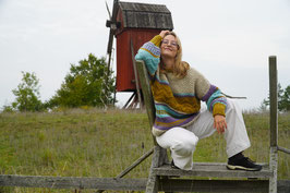 Eyecandy Sweater Anleitung deutsch