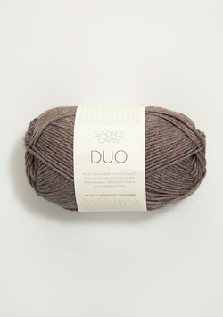 DUO dunkles Beige 2652