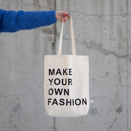 Make your own Fashion Canvas Bag