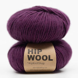 Hip Wool Wild Plum