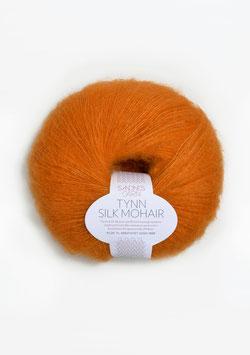 Tynn Silk Mohair Orange 2727