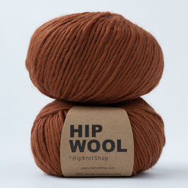 Hip Wool Blazing Bronze