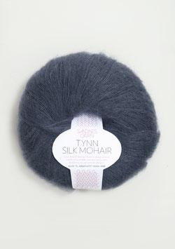 Tynn Silk Mohair Dunkelblau 6081