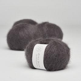 Deluxe Silk Mohair No. 43 Aubergine