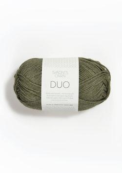 DUO staubiges Moosgrün 9551