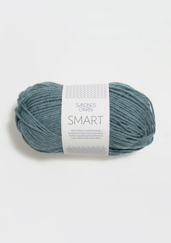 Smart Seegrün meliert 7252