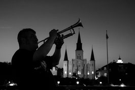 trumpet in the night