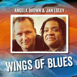 CD WINGS OF BLUES