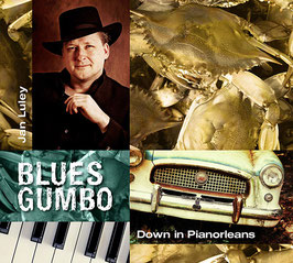 CD BLUES GUMBO - Down In Pianorleans