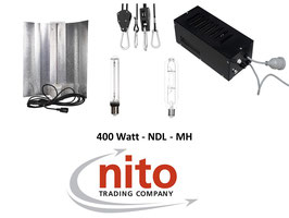 Grow Light Set Eco 400 Watt