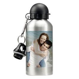 Trinkflaschen mit Foto