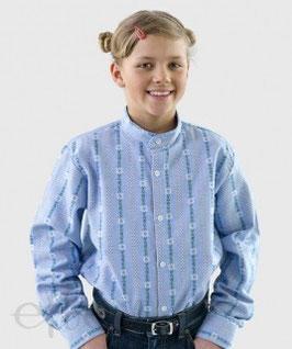 Edelweiss hellblau, Langarm, Kinder