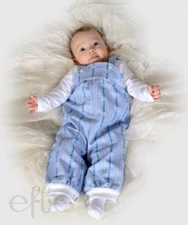 Baby Edelweisslatzhose hellblau oder anthrazit
