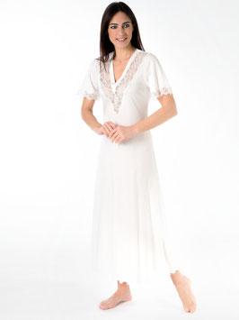 Nachthemd 50% Modal, 50% schweizer Baumwolle