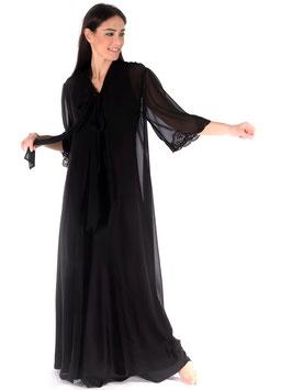 Dressing gown 100% italian silk