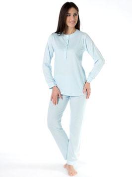 Schlafanzug 50% Modal, 50% schweizer Baumwolle