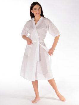 Kimono plumeti 100% swiss cotton