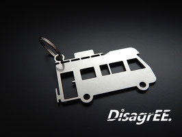 """Schlüsselanhänger """"Wohnmobil"""" Integriert - GLATT"""