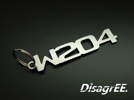 "Schlüsselanhänger ""W204"" - GLATT"