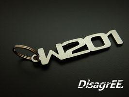 "Schlüsselanhänger ""W201"" - GLATT"