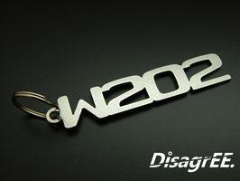 "Schlüsselanhänger ""W202"" - GLATT"