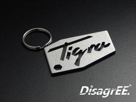"Schlüsselanhänger ""Tigra"" - GEBÜRSTET"
