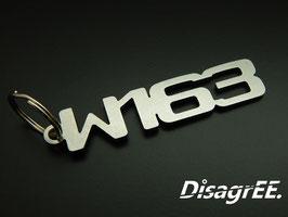"Schlüsselanhänger ""W163"" - GLATT"
