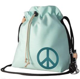 Watt'n'Sack Peace-Zeichen