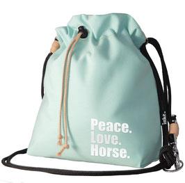 Watt'n'Sack Peace.Love.Horse (Schrift)