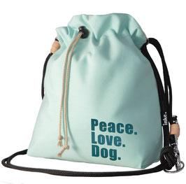 Watt'n'Sack Peace.Love.Dog (Schrift)
