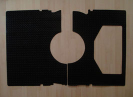 Schonmatte Fußmatte MB Trac 442  - 1100 1300 1500
