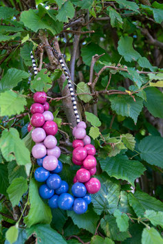 """Necklace """"Very Berry"""""""