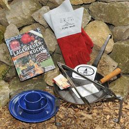 Einsteiger-Set zum Kochen am Lagerfeuer