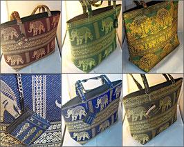 Tragetasche / Handtasche im asiatischen Stil