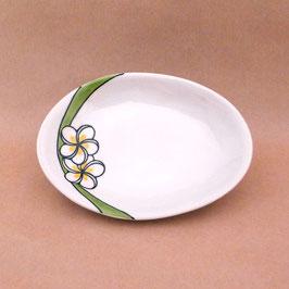 小皿 プルメリア