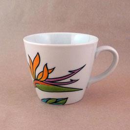 マグカップ 極楽鳥花
