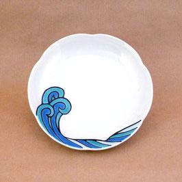 小皿 wave