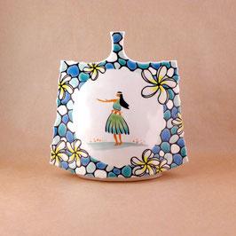 飾り花瓶 フラガール
