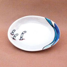 小皿 チンアナゴ