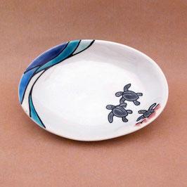 小皿 ホヌベイビー